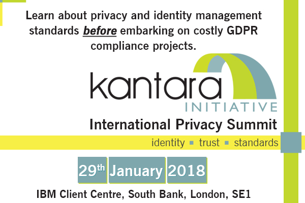 Kantara International Privacy Summit
